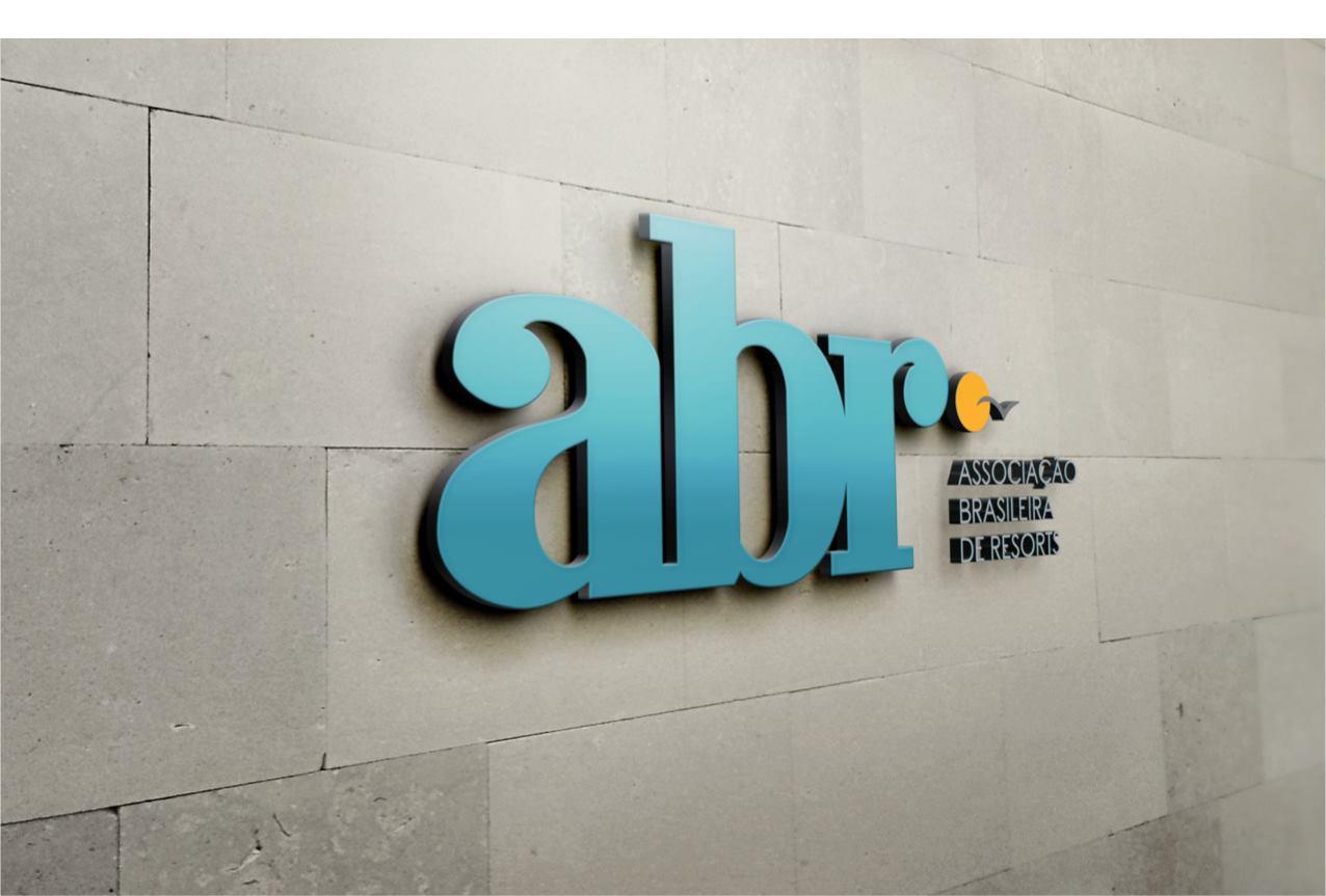 Associação Brasileira de Resorts (ABR), com 53 resorts distribuídos em 13 estados brasileiros