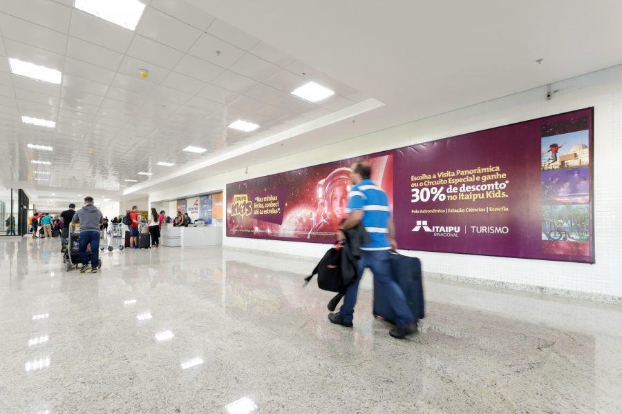 Com apoio da Itaipu, Aeroporto das Cataratas será o primeiro sustentável do País