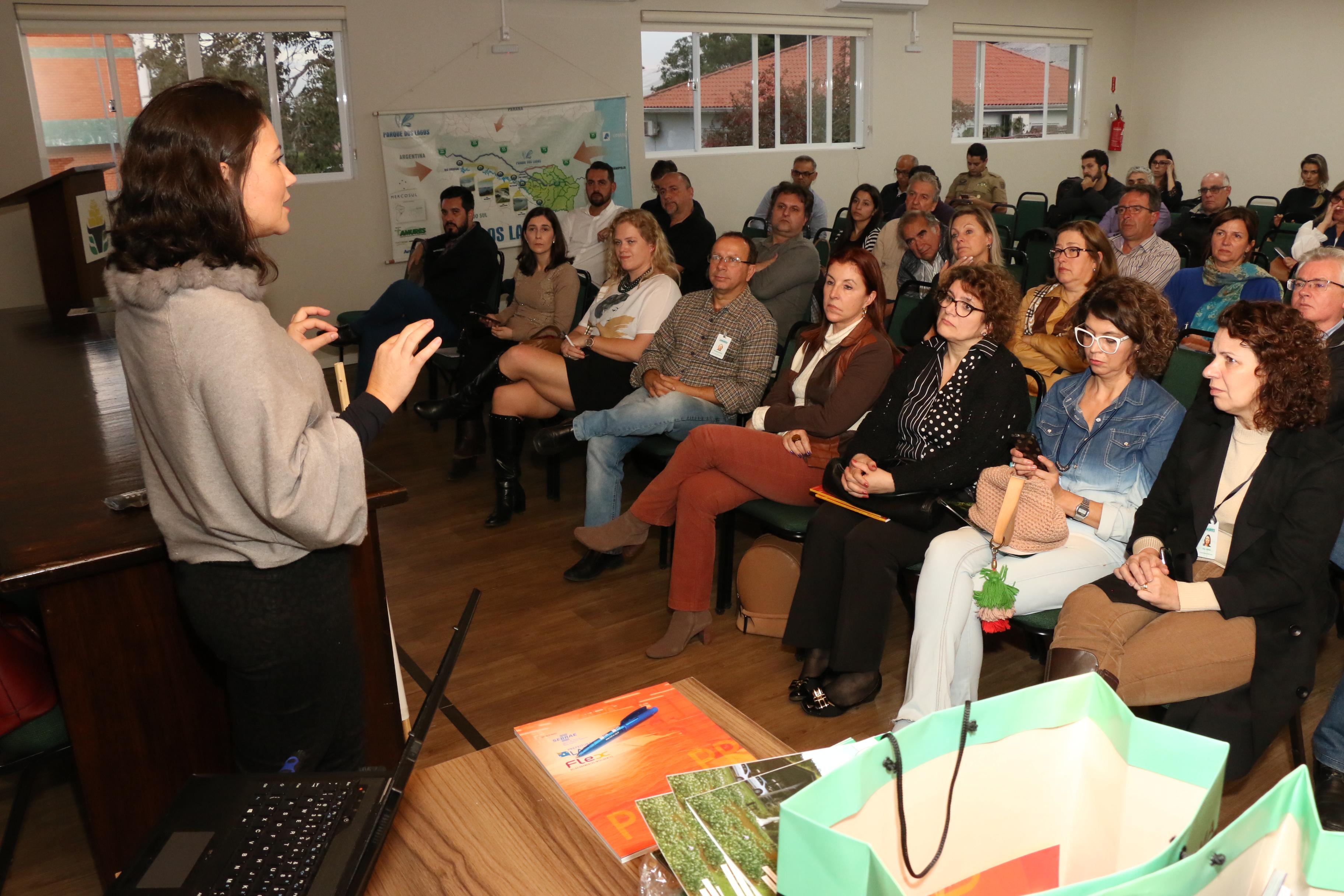 Economia do turismo na Serra Catarinense é tema de palestra da Santur em Lages