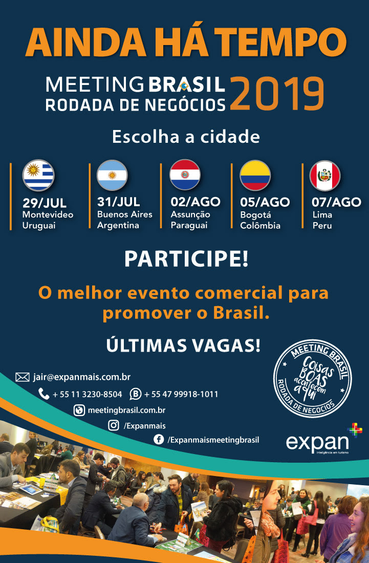 Lamentar ou Inovar - Por Jair Pasquini - Meeting Brasil 2019