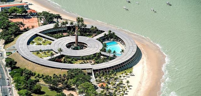 Tambaú Hotel - Ícone hoteleiro de João pessoa - Capital da Paraíba