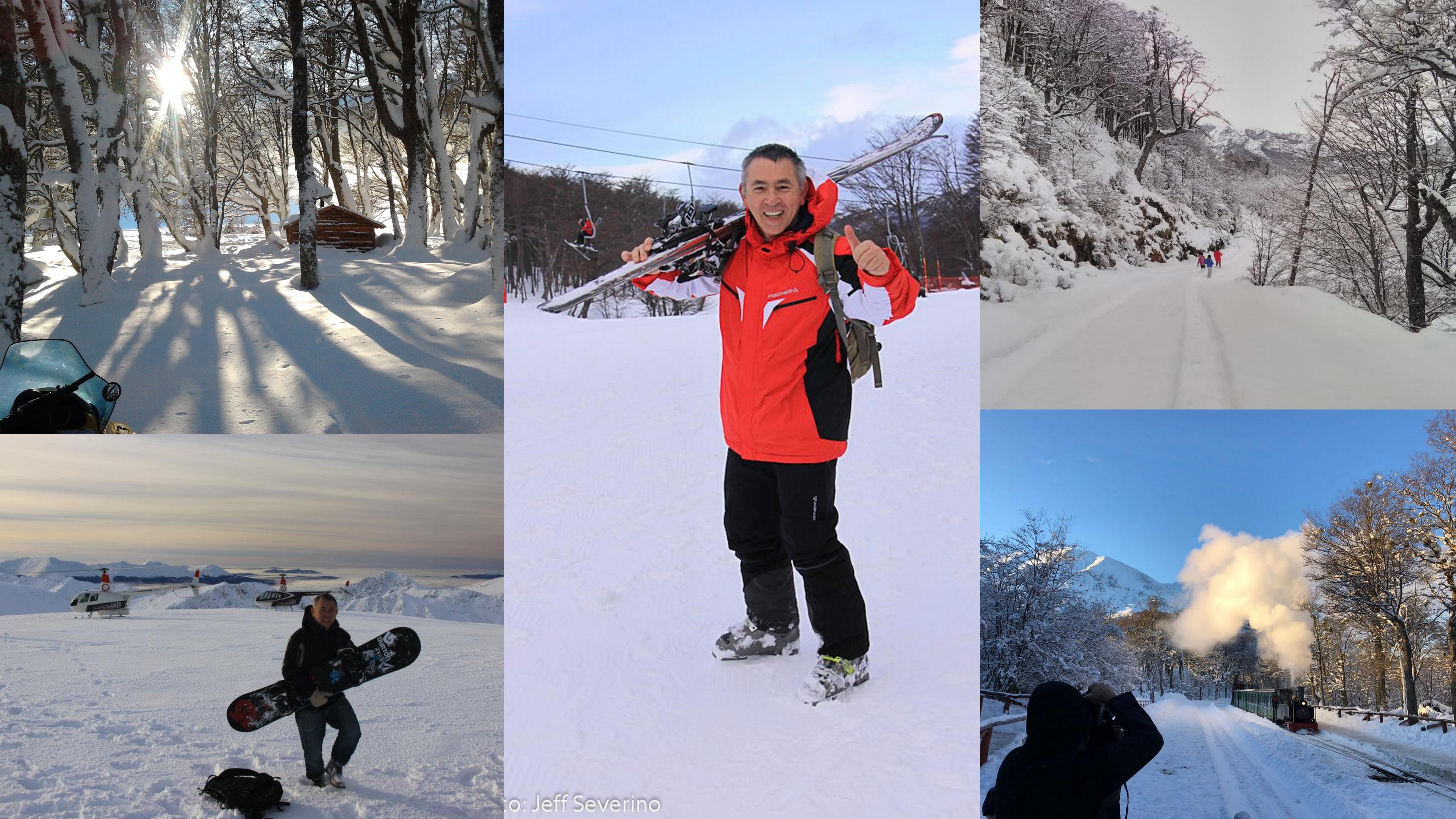 Começa a temporada de inverno na cidade mais austral do Planeta