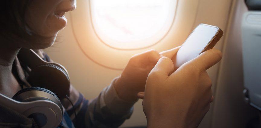 As dificuldades de acesso à Internet durante os voos será em breve uma coisa do passado