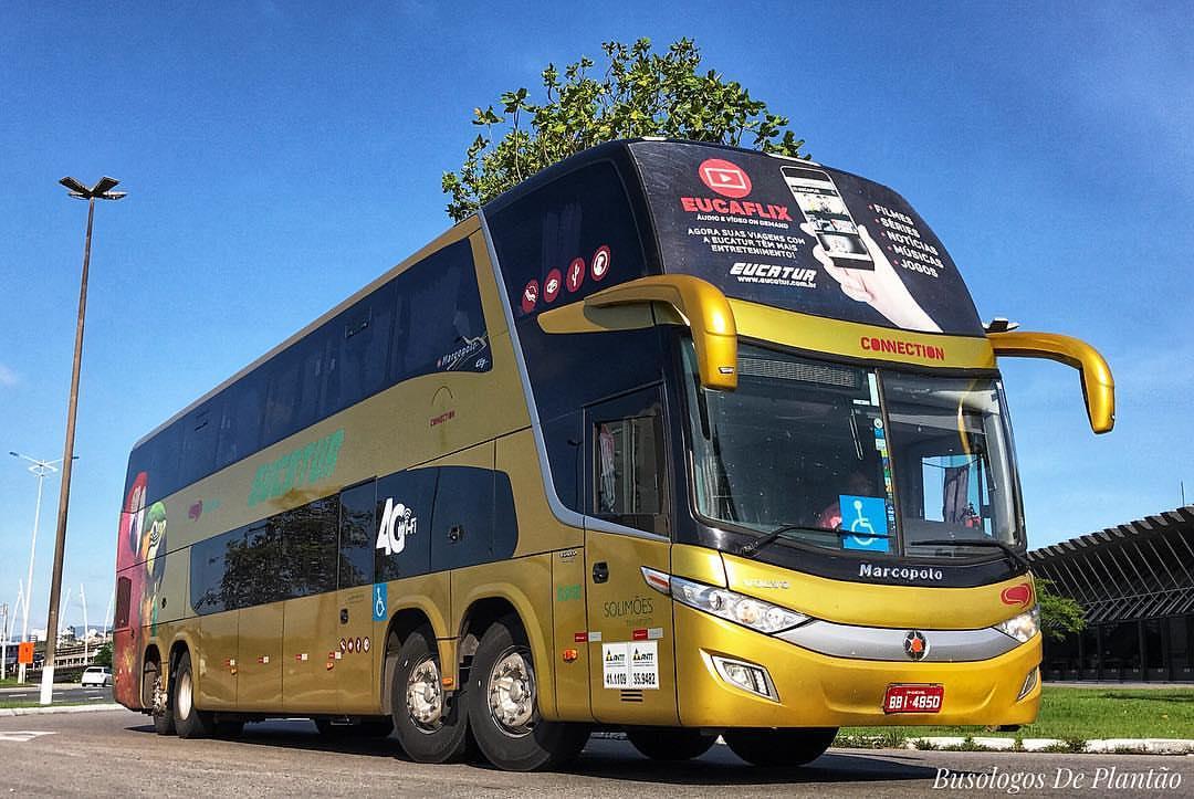 ônibus de Turismo em Florianópolis