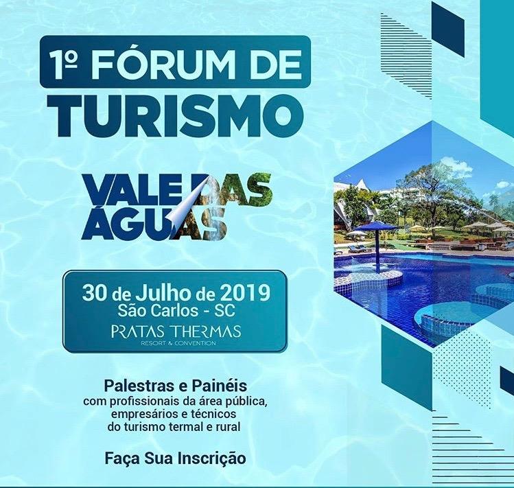 São Carlos será sede do primeiro fórum de turismo