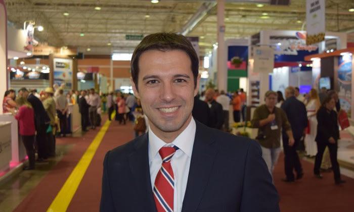 Eduardo Zorzanello é o novo Vice-Presidente da Unedestinos