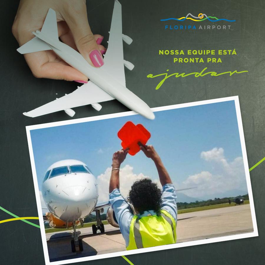 Empresa vai lançar o Programa Floripa Airport de Eficiência Logística na Feira e Congresso de Logística e Negócios Multimodais
