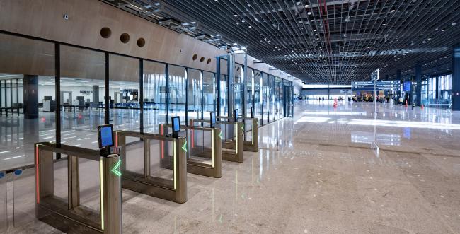 FLORIPA AIRPORT NA LOGISTIQUE