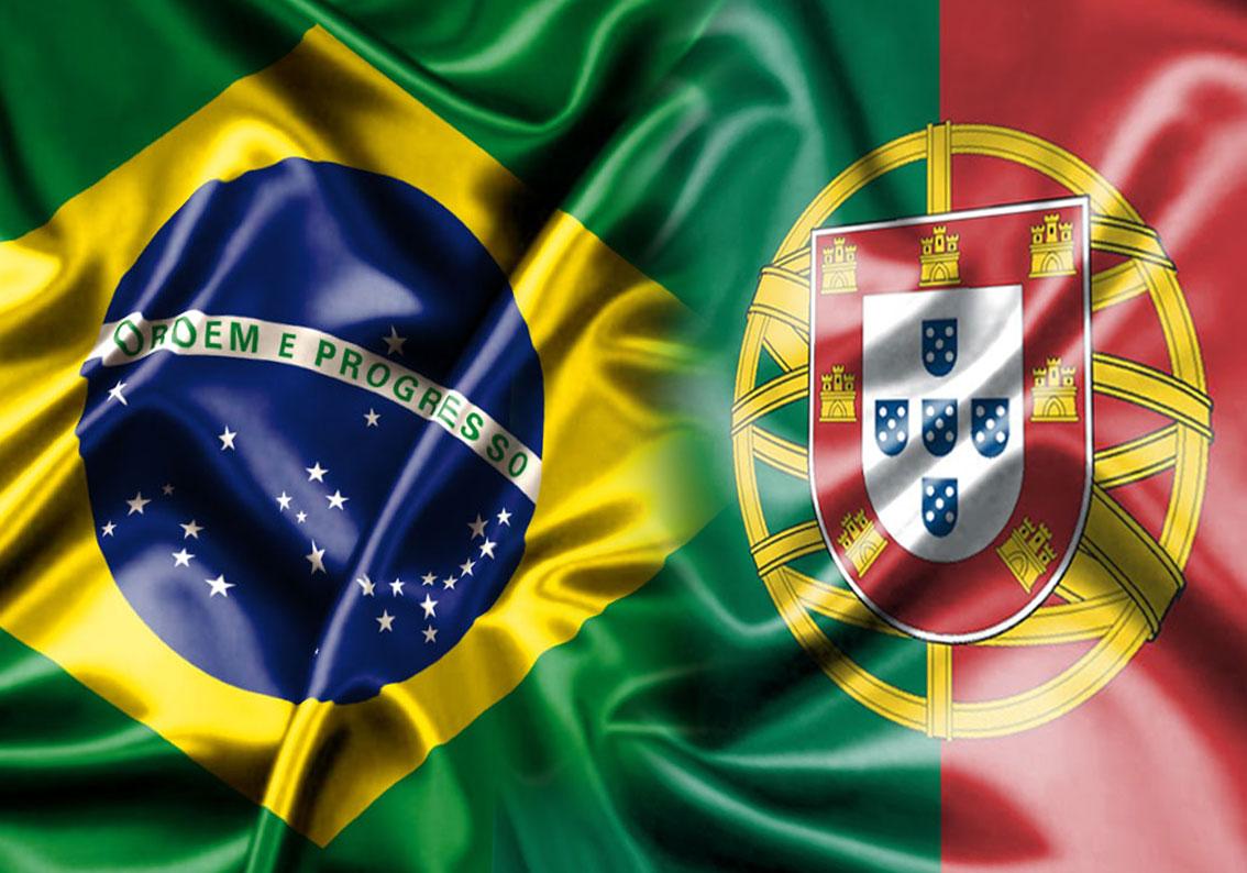 Céus abertos Brasil e Portugal