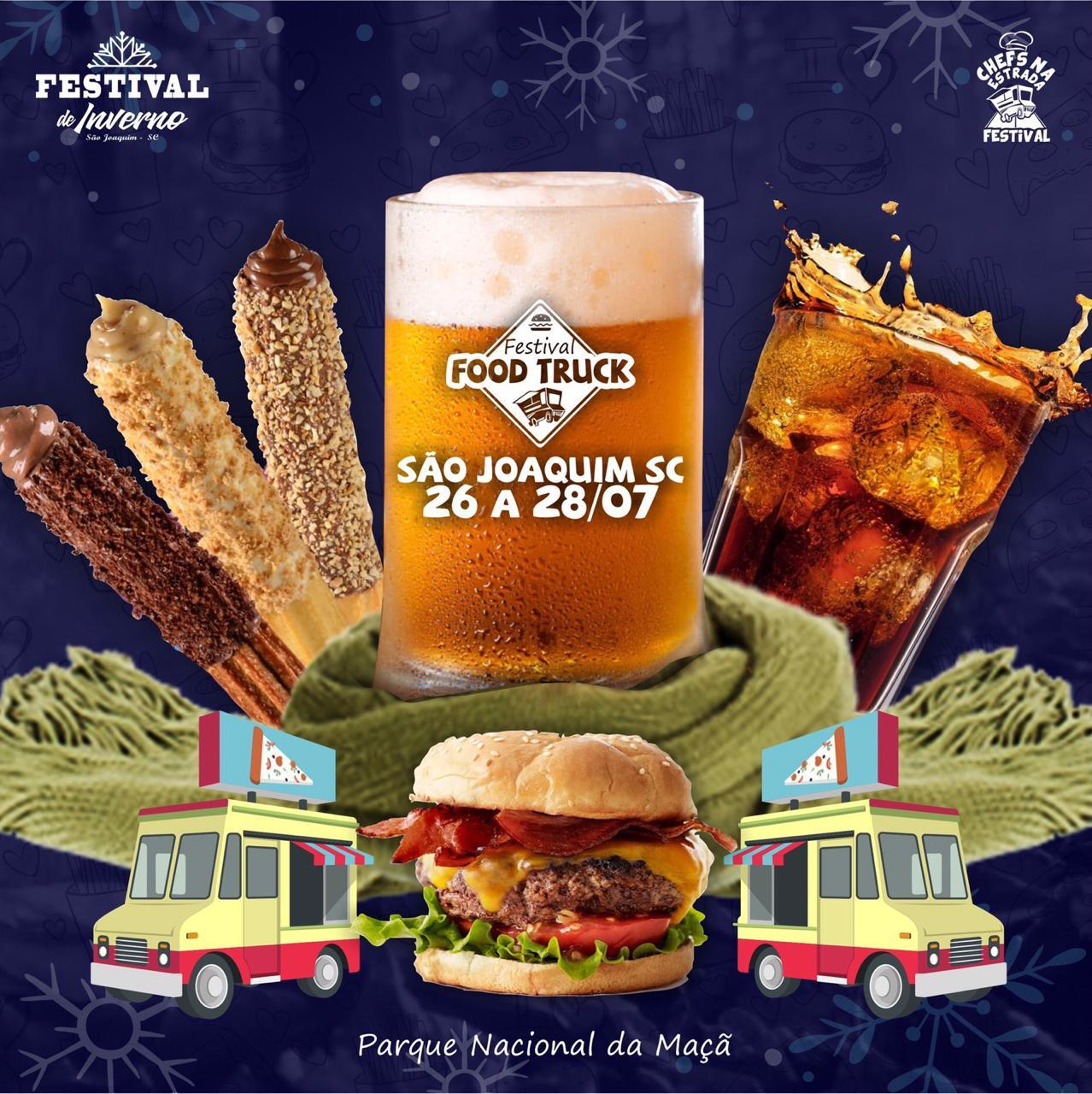 Última semana para aproveitar o Festival de Inverno em São Joaquim