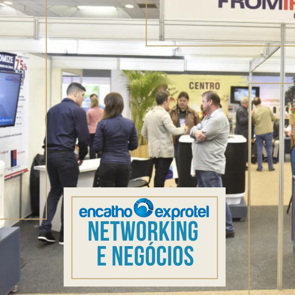 Encatho & Exprotel - No Network aos negócios