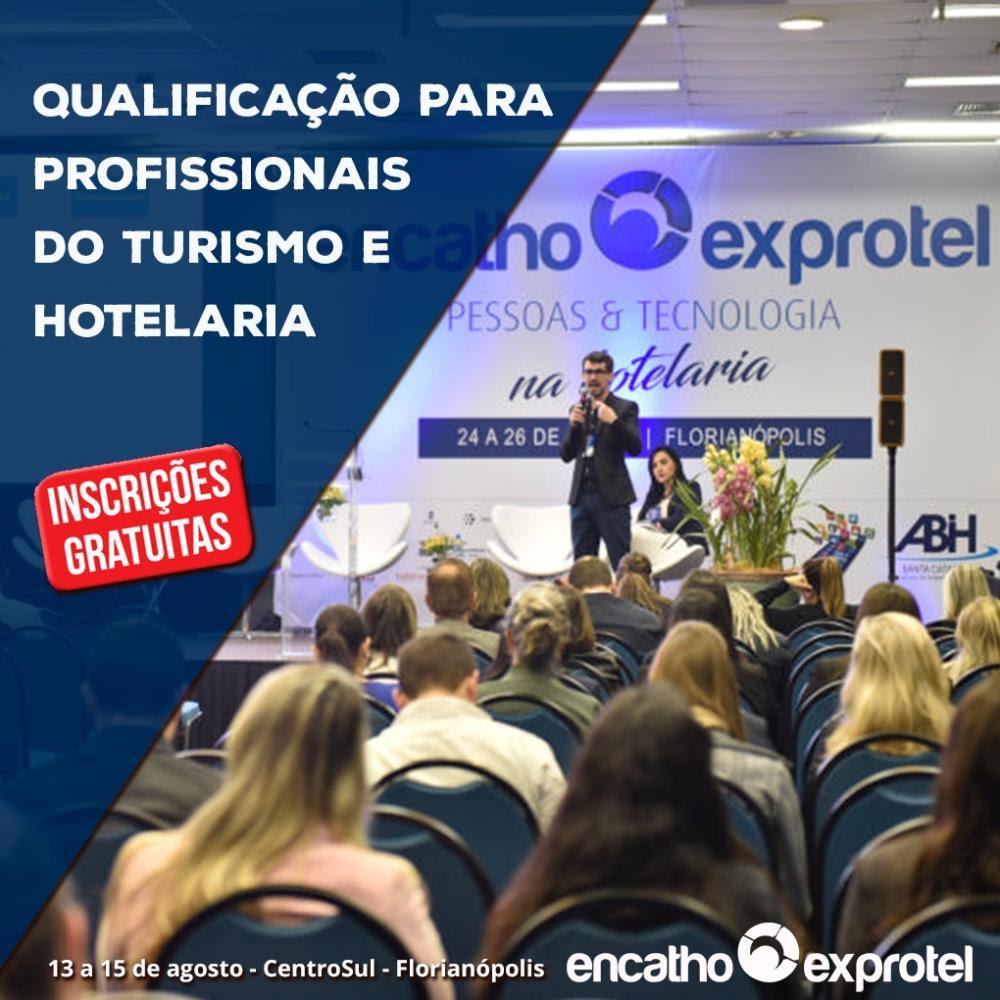 QUALIFICAÇÃO GRATUITA PARA O SETOR TURÍSTICO HOTELEIRO