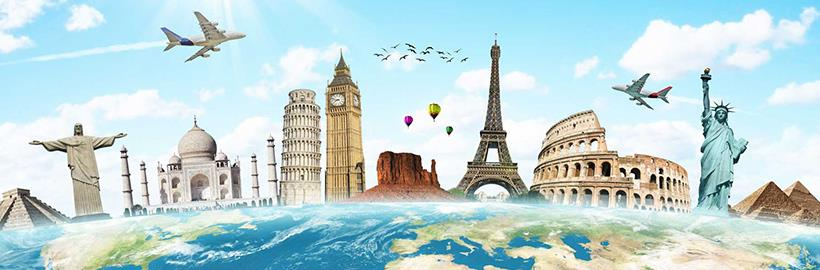 O Brasil é um dos 20 mercados que mais impulsionam o turismo global