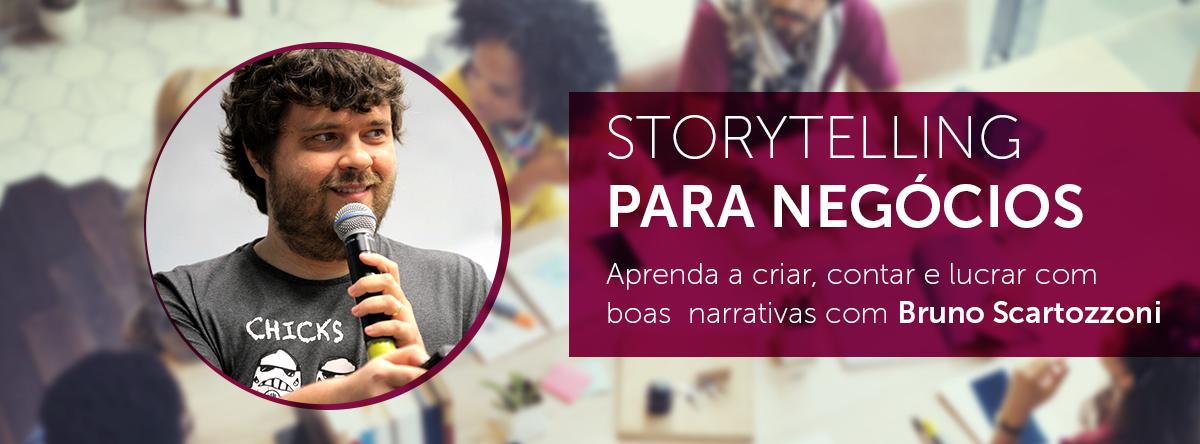"""O espaço contará com seis palestras no total. """"Storytelling – Como contar boas histórias pode alavancar o turismo"""""""