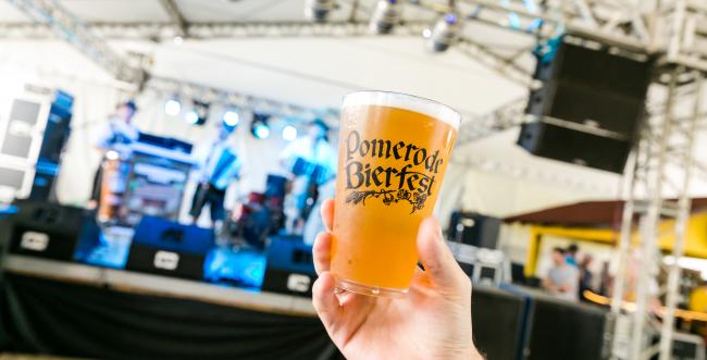 Terceira edição do Pomerode Bierfest acontece de 5 a 8 de setembro