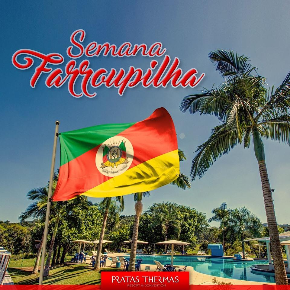 Semana Farroupilha no Pratas Thermas Resort & Convention