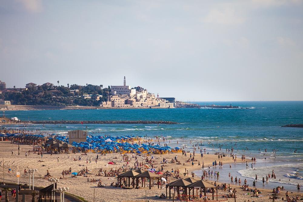 Recorde de Brasileiros do verão israelense
