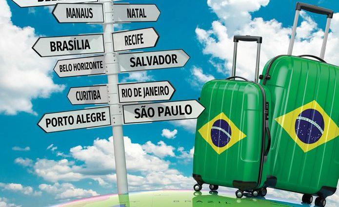 Conhecer e viajar pelo Brasil é o sonho de consumo número um dos brasileiros