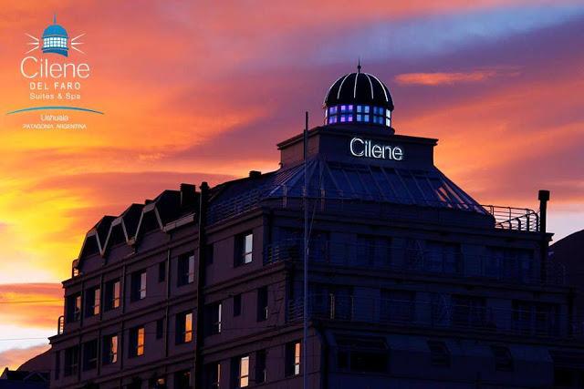 Cilene del Faro - O Hotel dos Brasileiros em Ushuaia