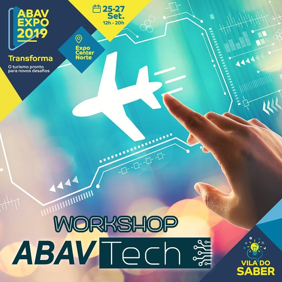 ABAV Tech prepara conteúdos especiais para a ABAV Expo 2019