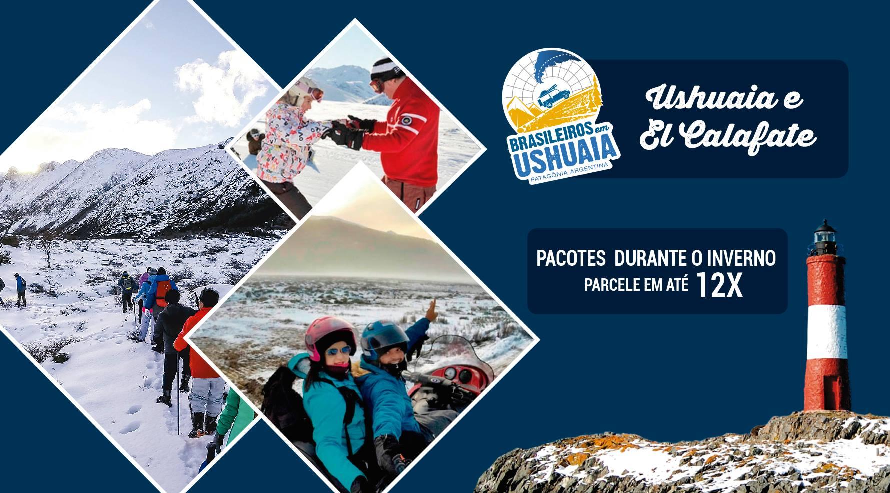 Agência Brasileiros em Ushuaia na Abav Internacional Expo