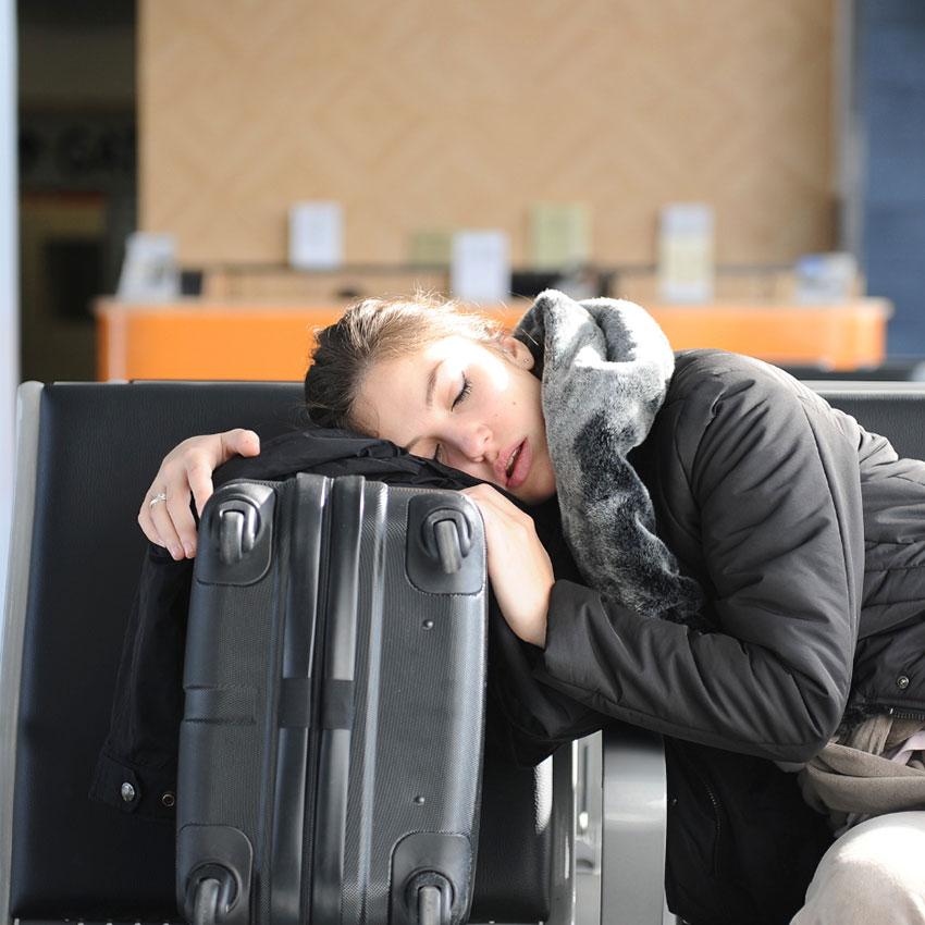O grande problema desses buscadores são os horários dos voos e os tempos das conexões