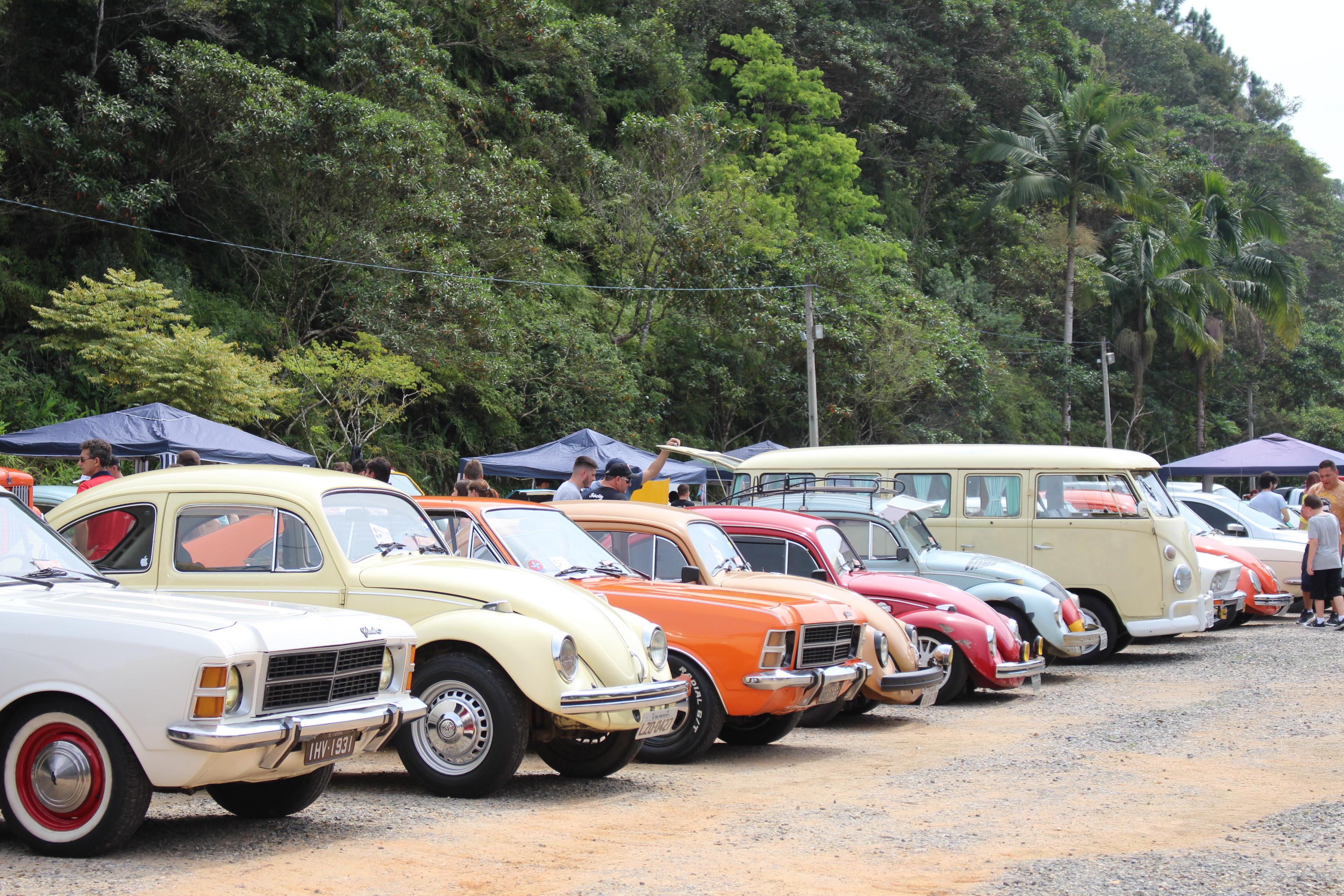 Encontro de carros antigos reunirá aproximadamente 300 veículos no Santuário Santa Paulina