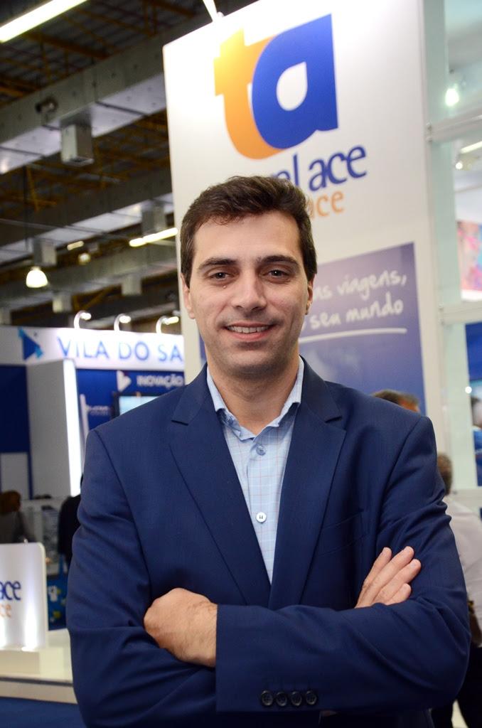 Federico Siri Presidente da Travel Ace - Divulgação