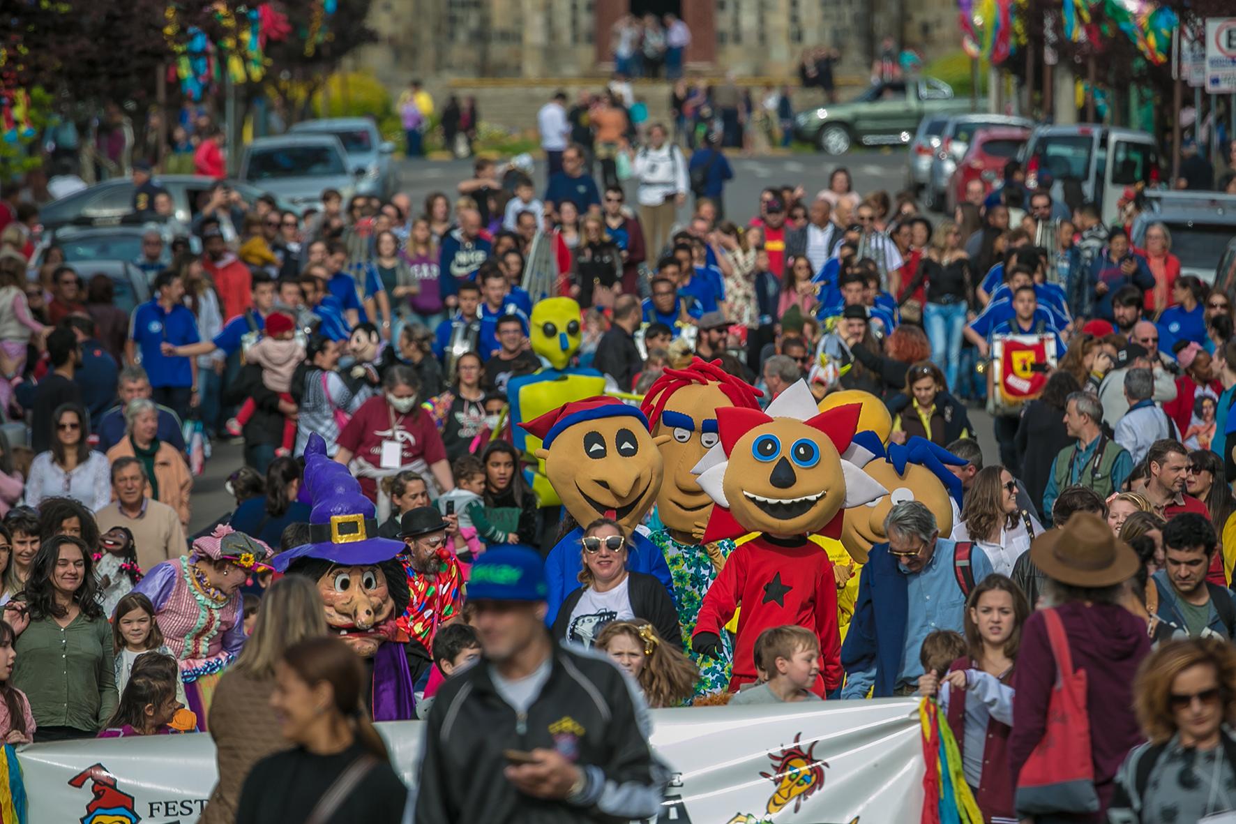 31º Festival de Bonecos reunirá espetáculos de cinco países