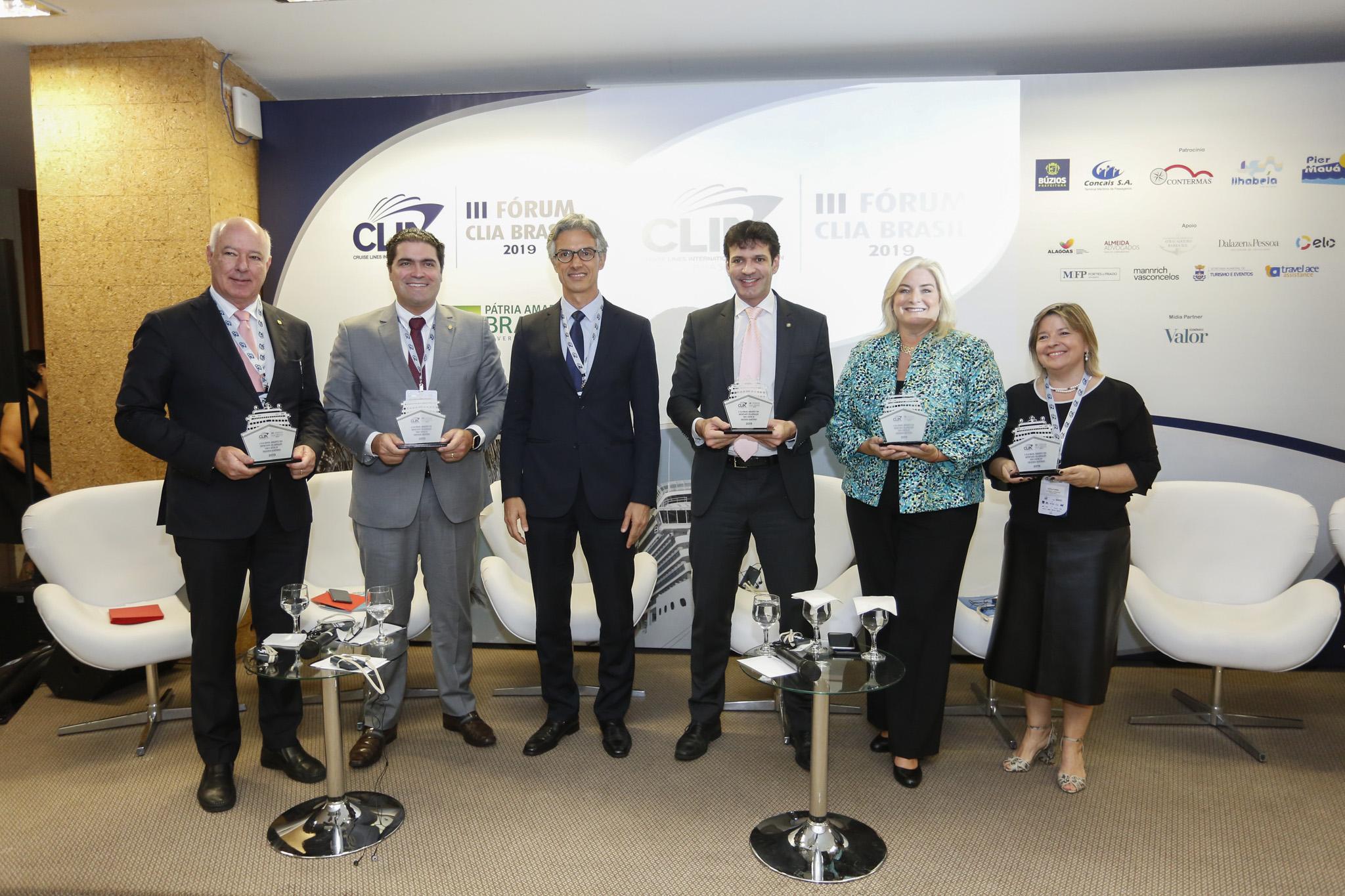 Dados, projetos e parcerias promissoras foram anunciados durante o III Fórum CLIA Brasil 2019 Evento aconteceu na sede do Ministério do Turismo, em Brasília