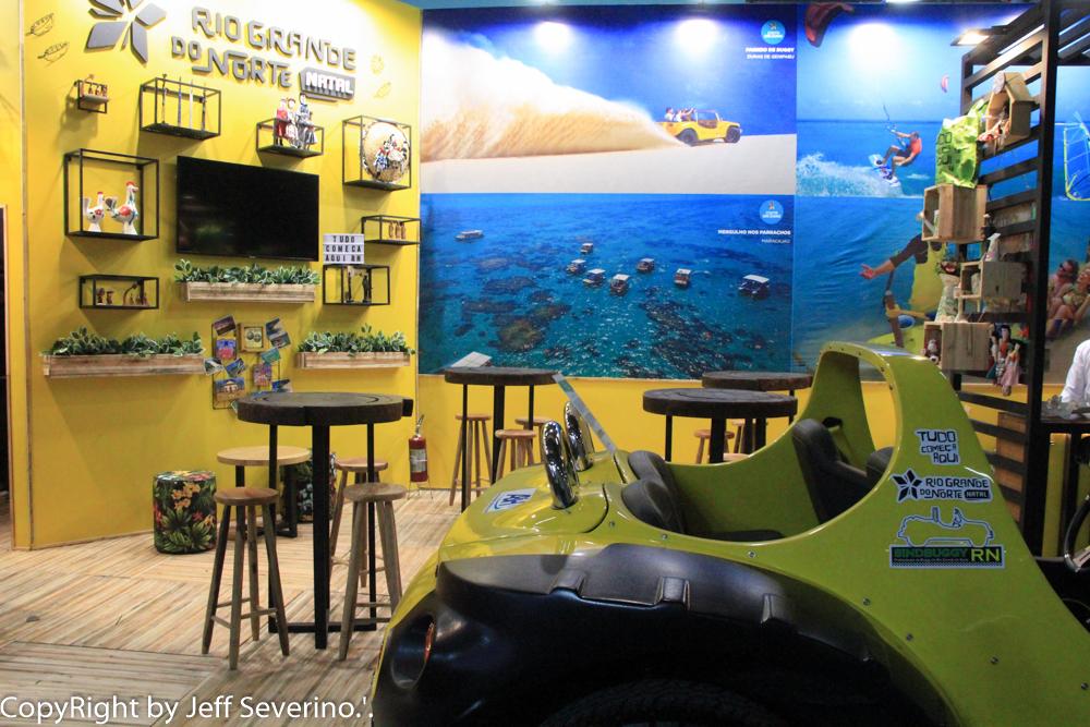 A Secretaria Estadual de Turismo do RN e Empresa Potiguar de Promoção Turística, participa da 47ª Edição da ABAV Promo. Uma excelente plataforma que consolida as negociações de vendas com os agentes de viagem.