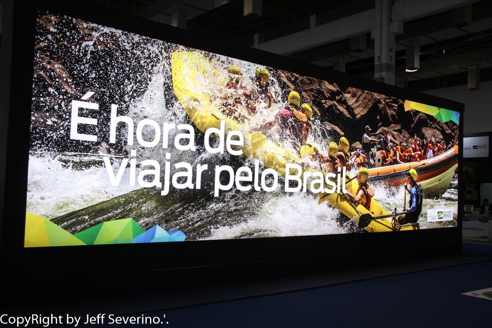 É hora de Viajar pelo Brasil