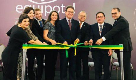 Com programação vasta e diversificada, começou em São paulo a 57ª edição do Equipotel