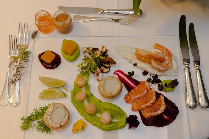 Noite de frutos do mar será um dos temas deste mês no Kurotel