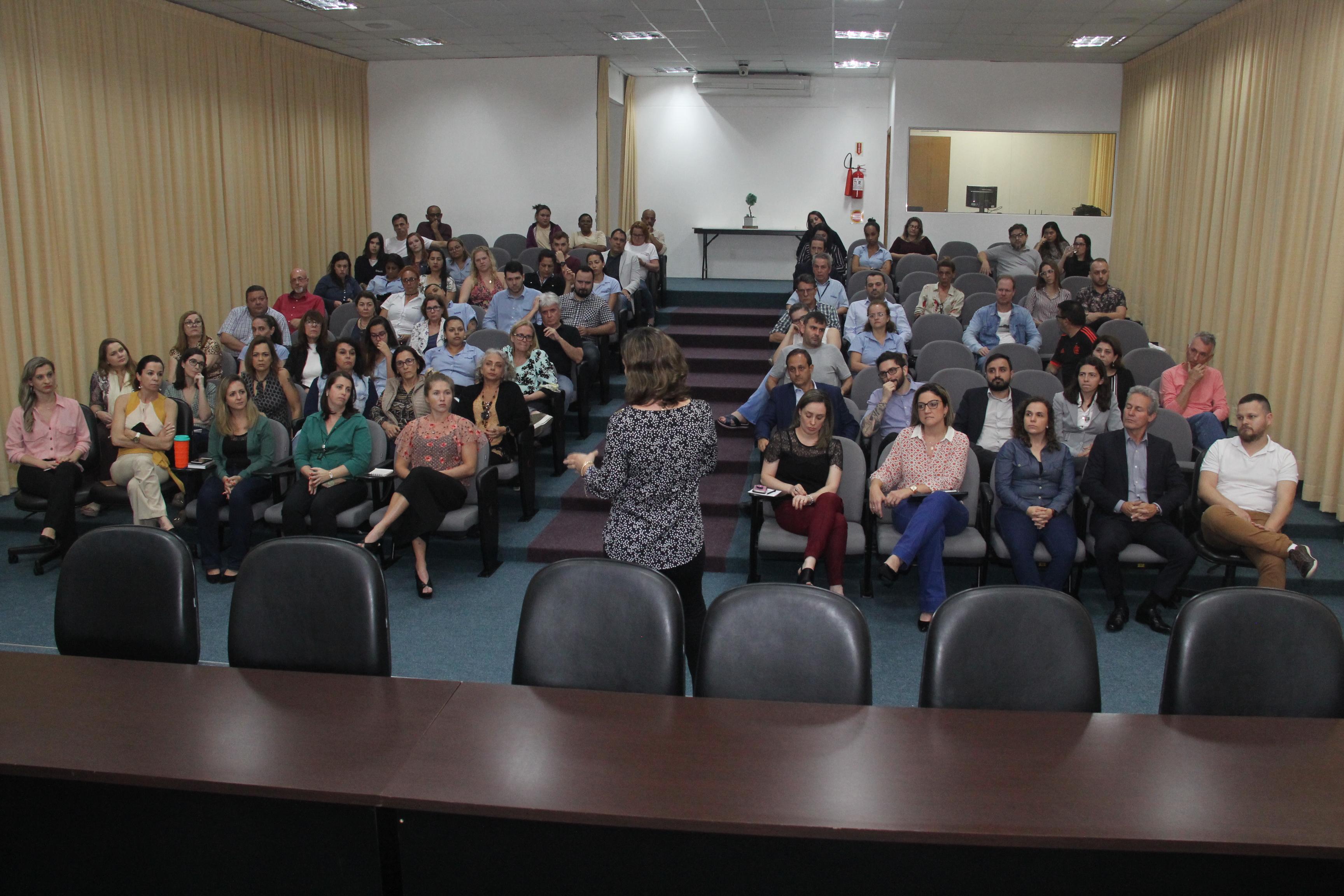 Santur anuncia mudanças na estrutura administrativa