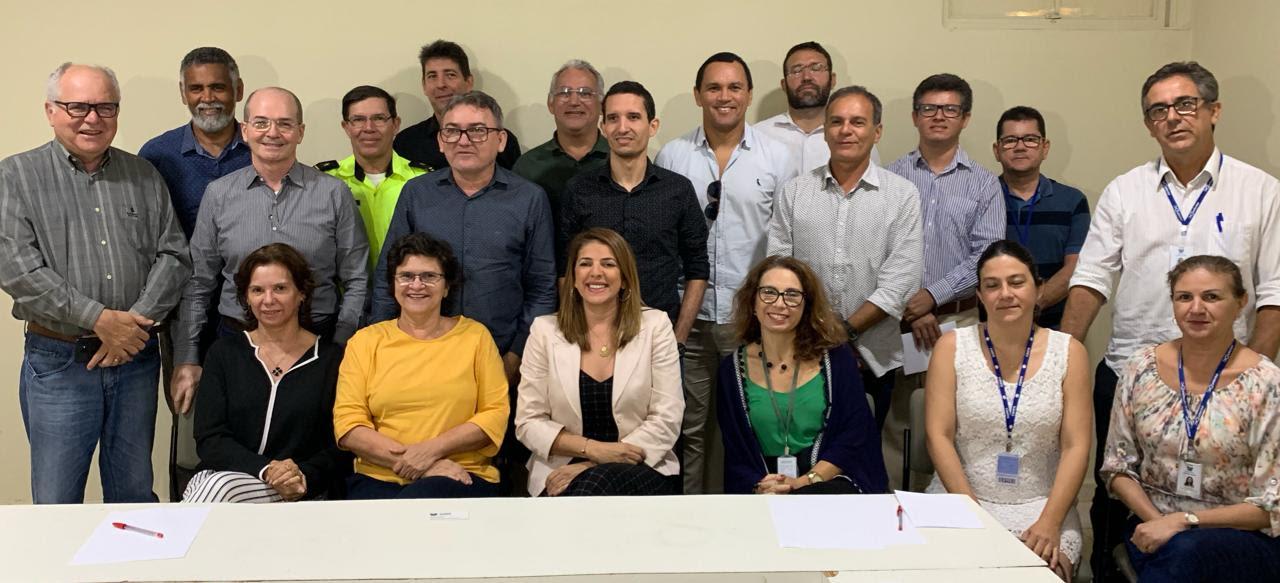 SETUR/RN propõe ações integradas entre Governo e Prefeitura para promover melhorias na infraestrutura da capital