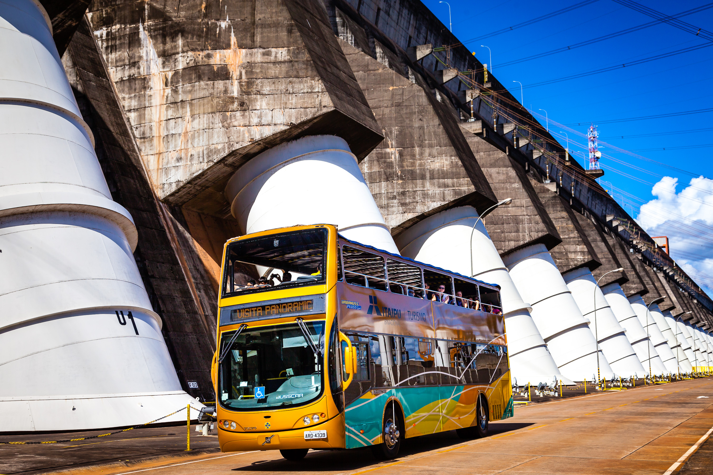 Turismo em Itaipu bate recorde