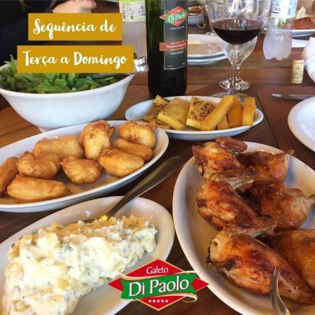 Começou- Galeto di Paolo - O Melhor do Brasil