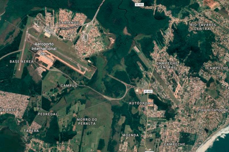 FloripAmanhã participa do planejamento do entorno do Aeroporto Hercílio Luz