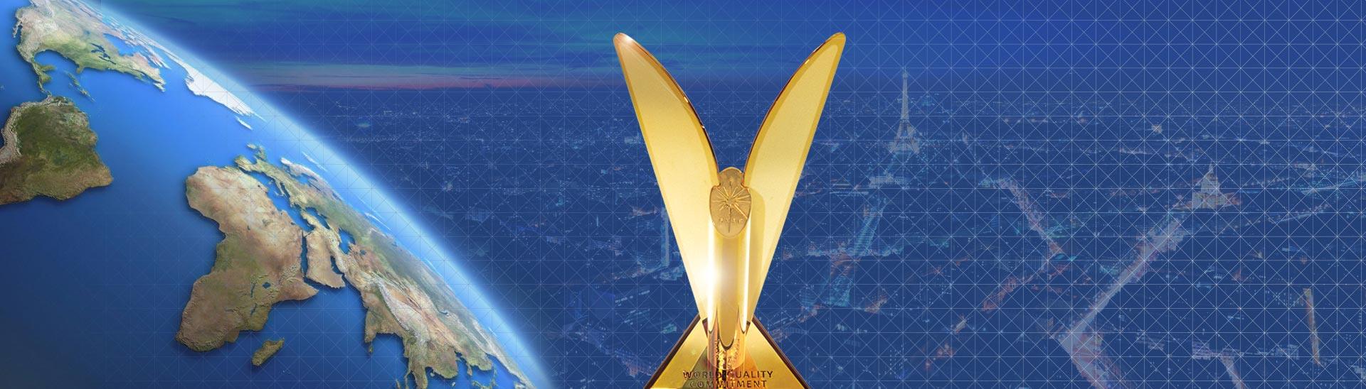 Brasileiros em Ushuaia foi premiada e irá receber o World Quality Commitment Award (WQC) na categoria GOLD durante a Convenção anual de qualidade do BID, que acontecerá em Madri, Espanha, no próximo dia 23 de setembro. Este prêmio é o resultado da pesquisa e análise realizada por Quality Hunters, líderes, empresários e especialistas em qualidade liderados pelo BID