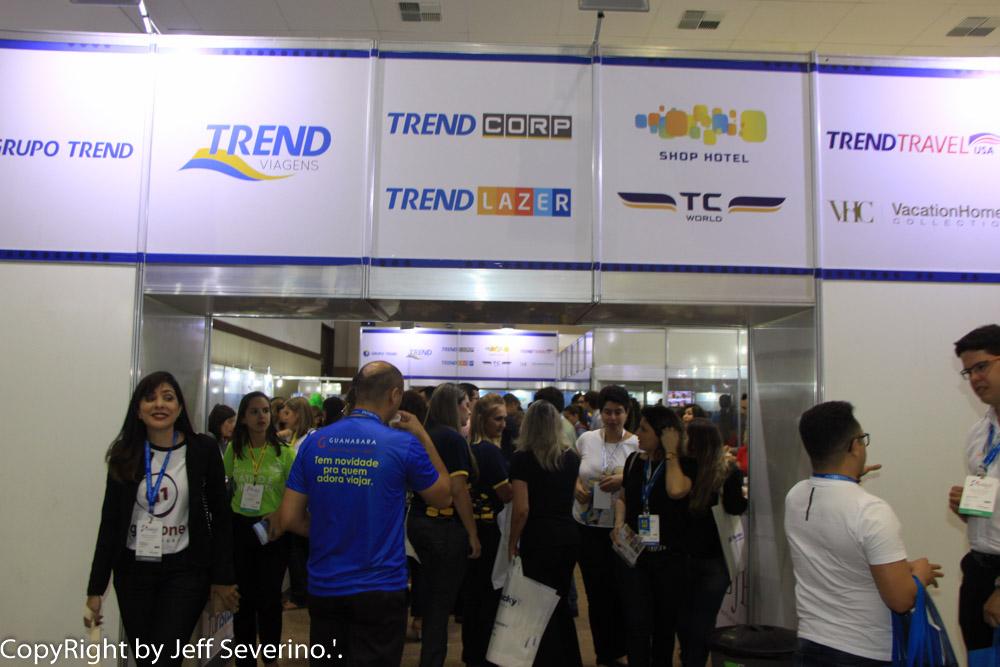de turismo do Norte/Nordeste do Brasil, que acontece no belíssimo Centro de Convenções de João Pessoa.