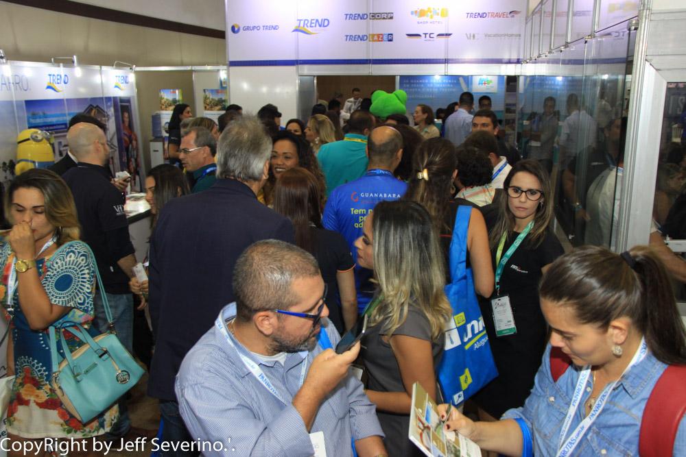 A Trend marcará presença, pelo 9° ano consecutivo com um amplo espaço de divulgação, na 9ª edição no maior festival de turismo do Norte/Nordeste do Brasil, que acontece no belíssimo Centro de Convenções de João Pessoa.