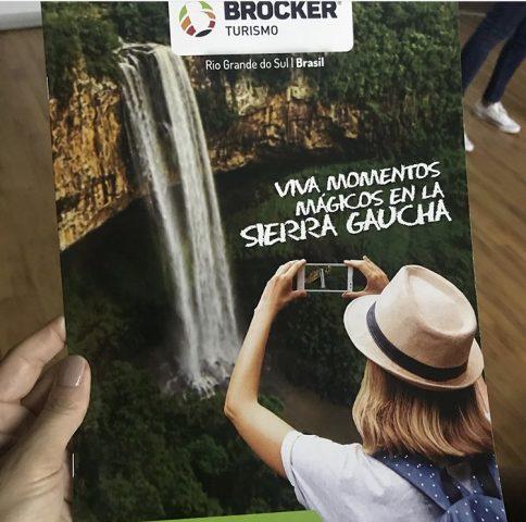 Brocker Turismo a melhor agência/operadora e receptivo da Serra Gaúcha