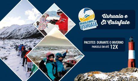 Brasileiros em Ushuaia - A agência que mais entende da Patagônia Argentina