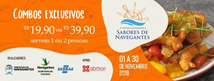 4ª edição do Festival Gastronômico