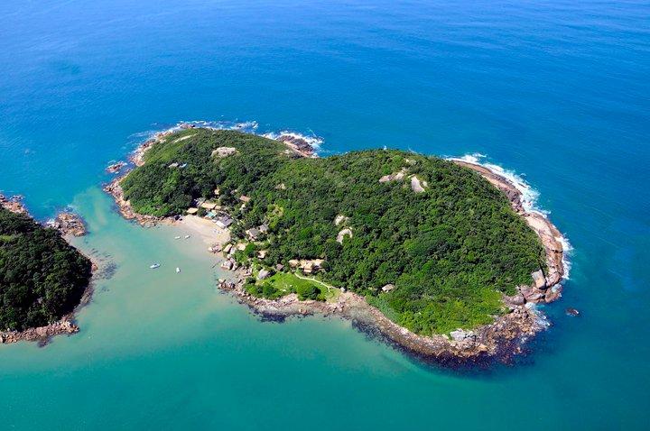 Ilha do Papagaio - Um Refúgio na Grande Florianópolis