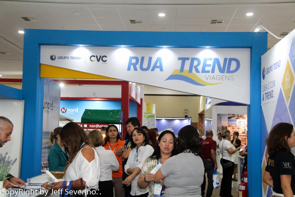 Começou na última sexta-feira (18), no Centro de Convenções de João Pessoa, a 9ª edição do JPA Travel Market.