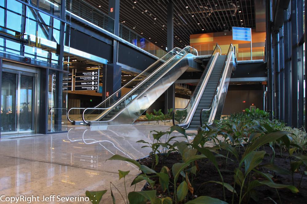 O Aeroporto Internacional de Florianópolis recebeu nessa terça-feira o título de Aeroporto Verde