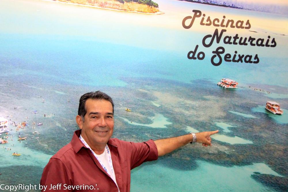 Antonio Fernandes de Melo Barbosa - CEO da 100% Lazer, responsavel pelos melhores passeios da Grande João pessoa - PR