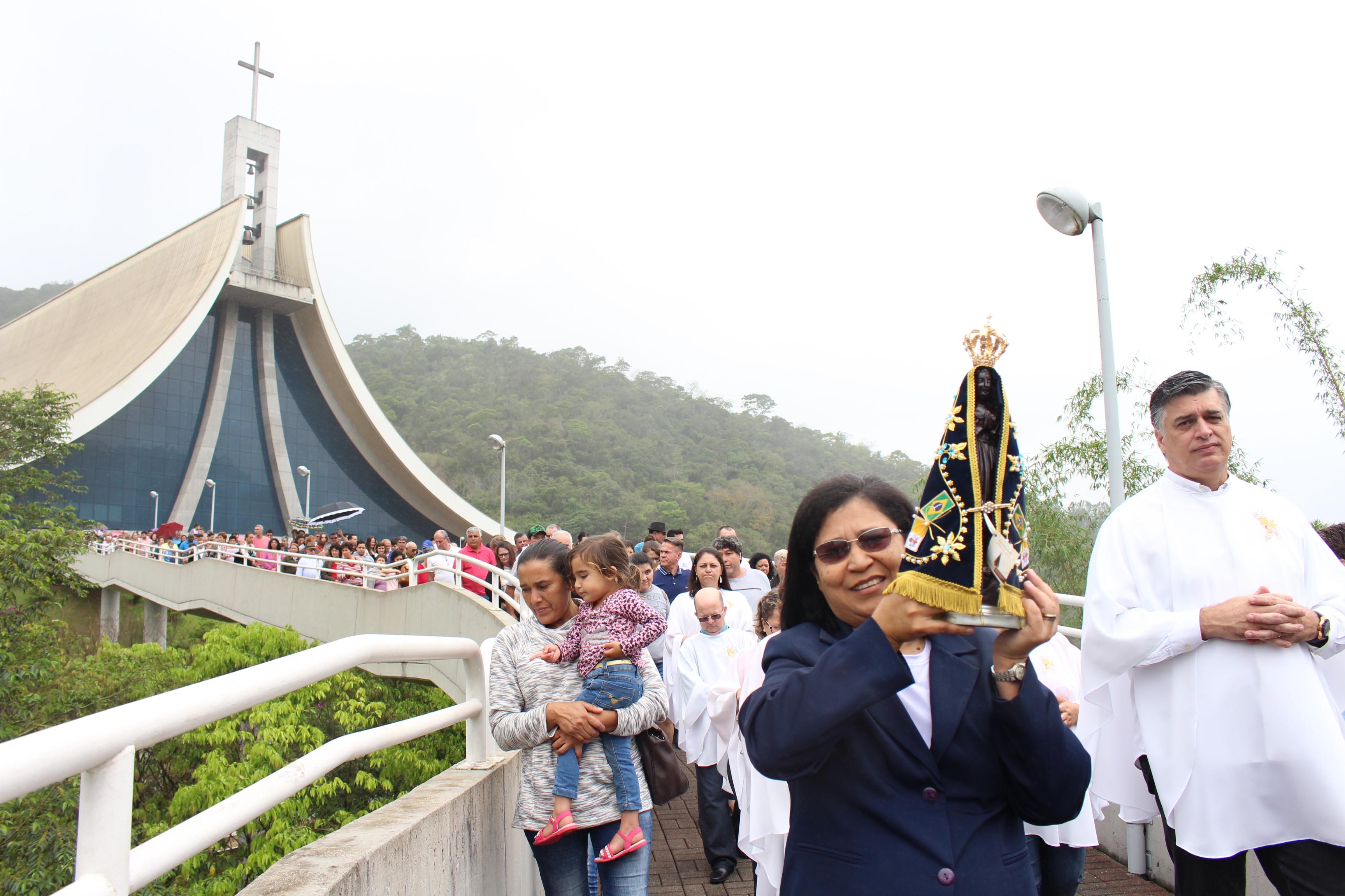 DIA DE NOSSA SRA. APARECIDA, PADROEIRA DO BRASIL